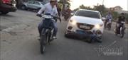 Nam tài xế kéo xe máy bỏ chạy thách thức: Tai nạn chứ người có chết đâu