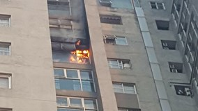Hà Nội: Cháy tầng 18 chung cư Bắc Hà, hàng trăm người tháo chạy