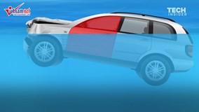 Ai cũng cần biết: Cách thoát khỏi xe đang chìm