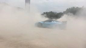 """Cường """"Đô-la"""" tiếp tục trổ tài drift Ferrari 458 độ Liberty Walk"""