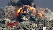 Xem Israel không kích ác liệt vào dải Gaza