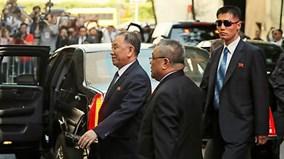 Quan chức cao cấp của Triều Tiên đến New York, hội ngộ cùng Ngoại trưởng Mỹ
