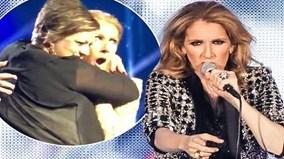 Phản ứng tuyệt vời của Celine Dion khi bị khán giả say xỉn sờ soạng