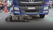 Xe đầu kéo gây tai nạn khủng khiếp trên cung đường tử thần