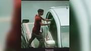 Trộm đập kính ôtô lấy đồ 'nhanh như chớp'