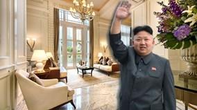 'Đột nhập' căn phòng 6000 USD/đêm tại Singapore của ông Kim Jong Un