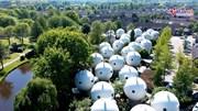 Những ngôi nhà của người ngoài hành tinh trên đất Hà Lan