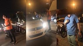 Cách hành xử khi bị tài xế ô tô say gây tai nạn khiến dân mạng nể phục