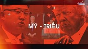 Nhìn lại lịch sử thăng trầm của quan hệ Mỹ Triều