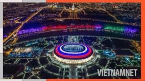 Khám phá vẻ đẹp 11 thành phố đăng cai World Cup 2018 của Nga