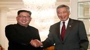 Ông Kim Jong Un hội đàm với Thủ tướng Singapore Lý Hiển Long