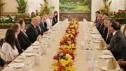Thủ tướng Singapore mở tiệc thiết đãi TT Trump