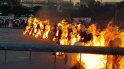 Kỷ lục thế giới mới: 32 người đồng loạt châm lửa tự thiêu
