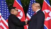 Chứng kiến cú bắt tay lịch sử của TT Trump và NLĐ Kim Jong Un