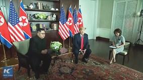 Lần đầu 'đối mặt' với TT Trump, ông Kim Jong Un nói về định kiến