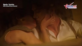 Cảnh gian díu trong MV 'Em xin anh' được lấy từ cuộc sống của Minh Hằng