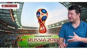 BLV Quang Huy: Tôi cảm giác sẽ được xem mùa World Cup đẹp nhất