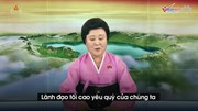 MC quốc dân của Triều Tiên thông báo về kết quả  thượng đỉnh Mỹ - Triều