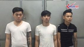 Nhóm thanh niên chặn đánh người nước ngoài cướp tài sản giữa Sài Gòn