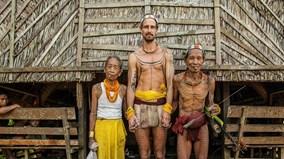 Khám phá cuộc sống của bộ lạc nguyên thủy còn sót lại trên thế giới