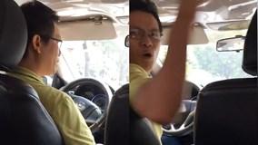 Tài xế Grab chửi khách nữ vì lên xe không chào tài xế