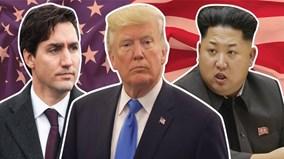 Thế giới 7 ngày: TT Trump mềm mỏng với Triều Tiên, 'rắn mặt' với đồng minh