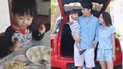 Quay clip lúc con ăn, hot mom Trang Lou bị quý tử 2 tuổi nhắc nhở siêu yêu