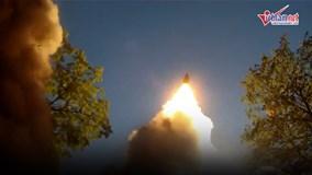 Nga thử tên lửa Iskander giữa mùa World Cup
