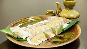 Đi tìm Funazushi - món ăn nguyên bản của sushi trong cửa tiệm 400 năm tuổi