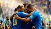 Highlights: Coutinho và Neymar cùng lập công, Brazil thắng đau tim