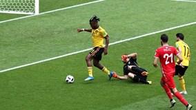 Highlights: Lukaku và Hazard bùng nổ, Bỉ đại thắng Tunisia