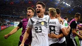 Highlights: Đức ngược dòng hạ Thụy Điển 2-1