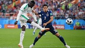 Highlights: Rượt đuổi nghẹt thở, Nhật Bản cưa điểm với Senegal