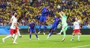 Highlights: Xem lại bàn thắng Colombia vùi dập Ba Lan 3-0