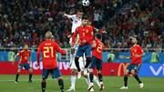 Highlights: Hòa chật vật, Tây Ban Nha tuyên chiến chủ nhà Nga