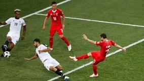 Highlights: Hòa nghẹt thở, Thụy Sĩ theo bước Brazil đi tiếp