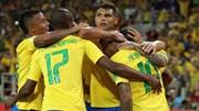 Highlights: Đả bại Serbia, Brazil chiến Mexico ở vòng 1/8