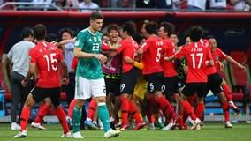 Highlights: Hàn Quốc gây địa chấn, loại Đức khỏi World Cup 2018