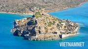 Bí ẩn 'lạnh gáy' trên đảo hoang hút khách ở Hy Lạp