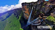 Leo thác nước cao nhất thế giới tìm chốn tiên cảnh giữa dương gian