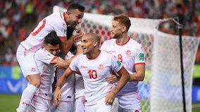 Highlights: Tunisia giành chiến thắng đầu tiên ở World Cup sau 40 năm