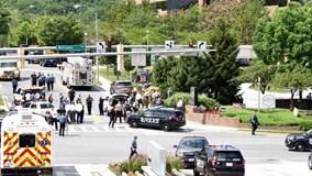 Nhiều người bị bắn chết trong vụ xả súng vào tòa báo Mỹ