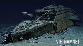 Giải mã bí ẩn không tìm thấy bất kỳ thi thể nào trong xác tàu Titanic