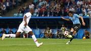 Highlights: Cavani chói sáng, Uruguay tiễn Ronaldo về theo Messi