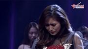 Hương Tràm như khóc nghẹn khi lần đầu trình diễn 'Duyên mình lỡ'