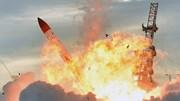 Chứng kiến tên lửa rời bệ phóng 5 giây đã rơi xuống đất nổ tung