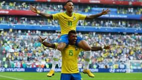 Highlights: Neymar nhảy điệu samba, Brazil giành vé tứ kết