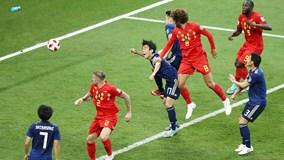 Highlights: Bỉ ngược dòng ngoạn mục hạ Nhật Bản 3-2