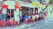 Quán bia không kịp rót, cà phê băng kín khách ngày Hà Nội 'đổ lửa'