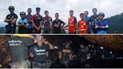 9 ngày chạy đua nghẹt thở cứu đội bóng mắc kẹt dưới hang sâu ở Thái Lan